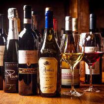 特別価格でワインが飲める『ワインシステム』!