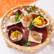 技と心を受け継ぐ食文化、京の味をご堪能ください