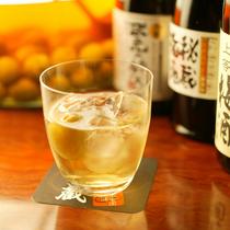 京都の地酒にこだわったドリンクメニュー