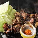 宮崎炙り 鶏のゴロ焼き