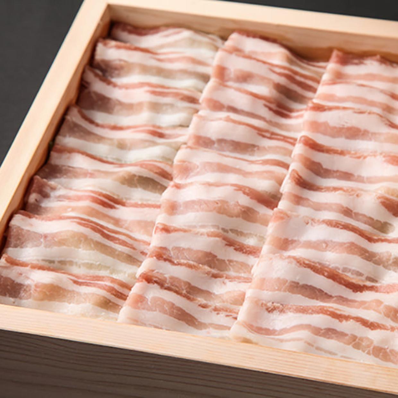 茨城県産 美明豚の蒸篭蒸し~魚介スープ~