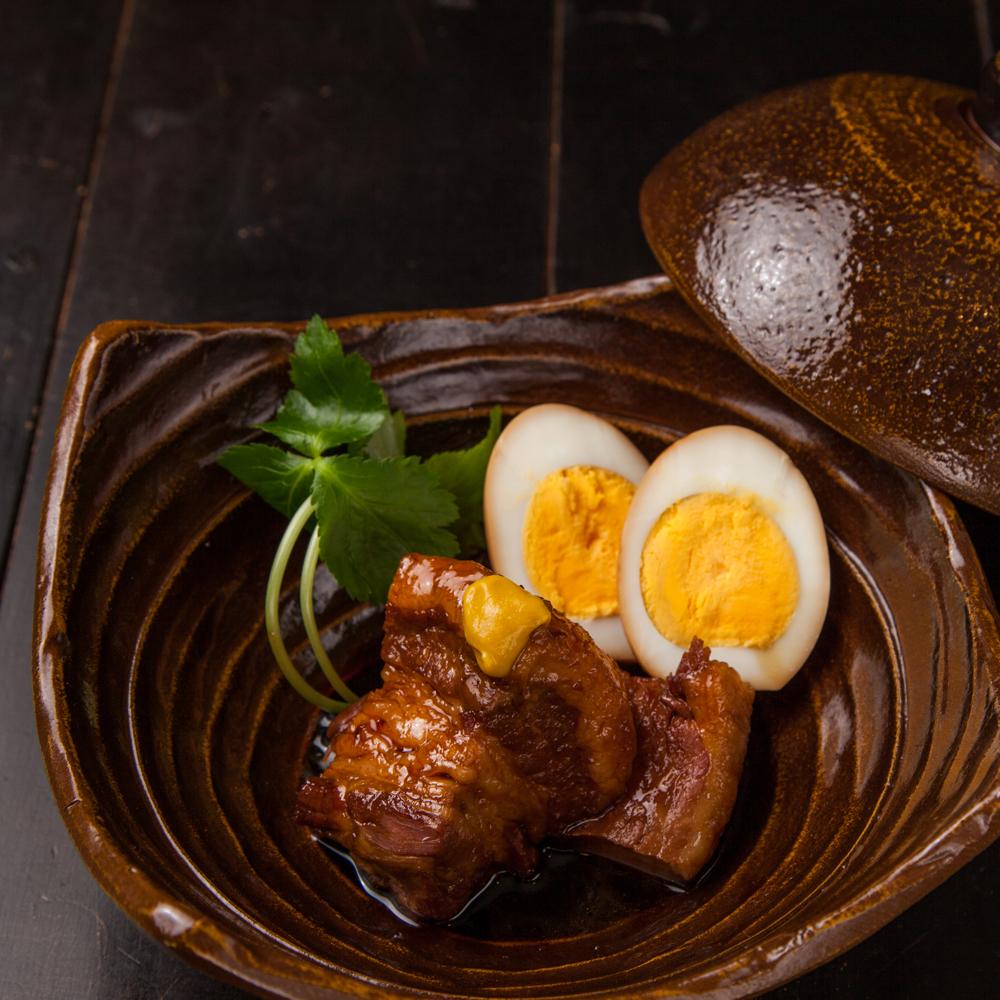 五島豚の角煮