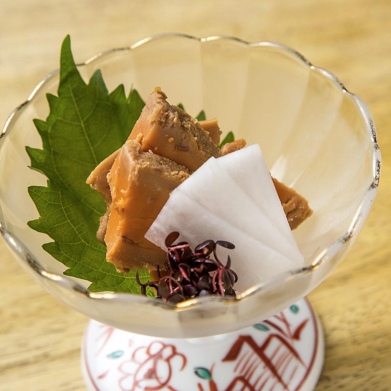 福島県香の蔵 あん肝の味噌漬け