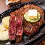 牛リブロース藁焼きステーキ