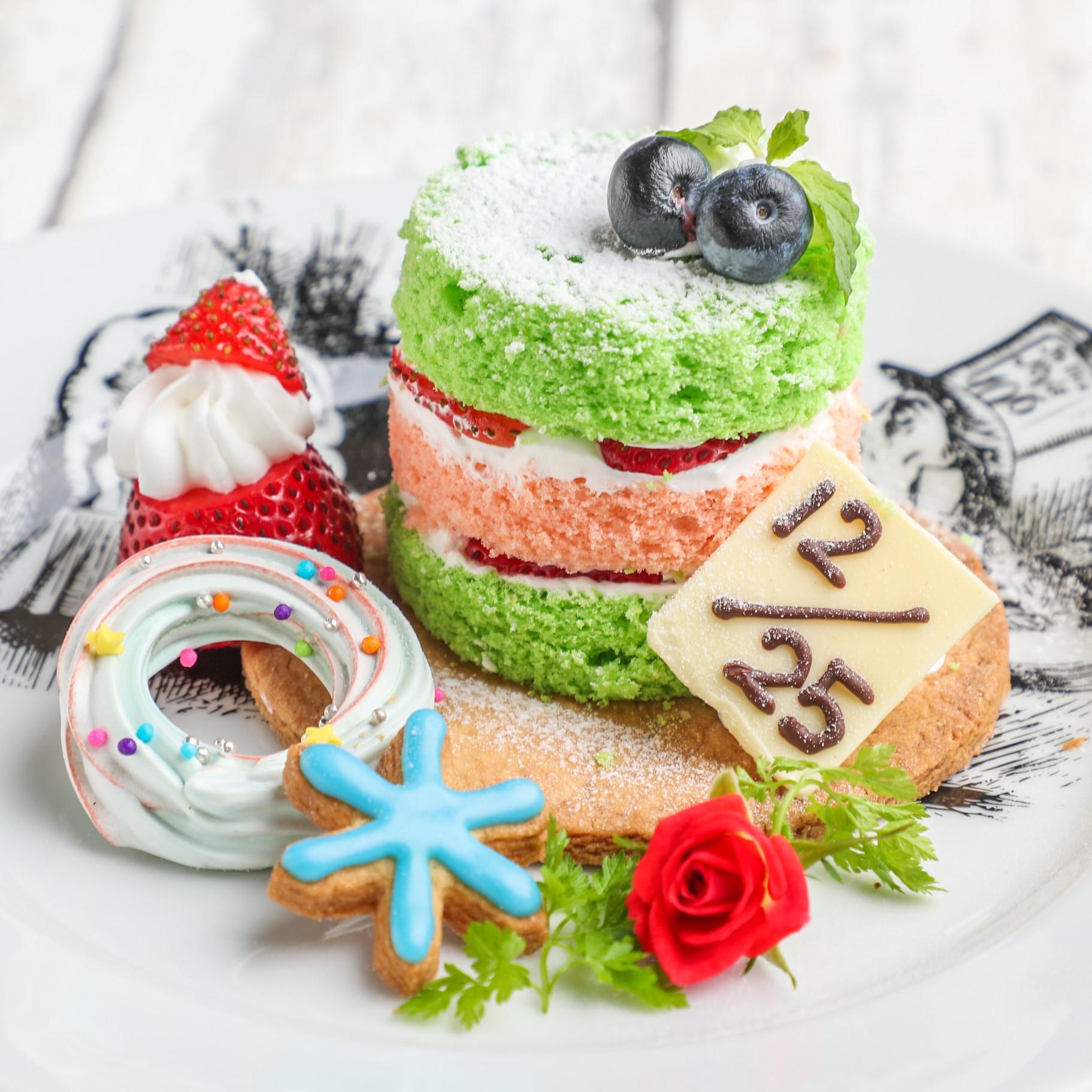【12月限定】帽子屋さんのクリスマスハット