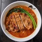香港細打ちパーコー担々麺