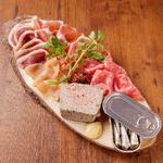 MEAT&WINE★TAPSプレート