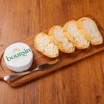 ブルサンチーズプレート