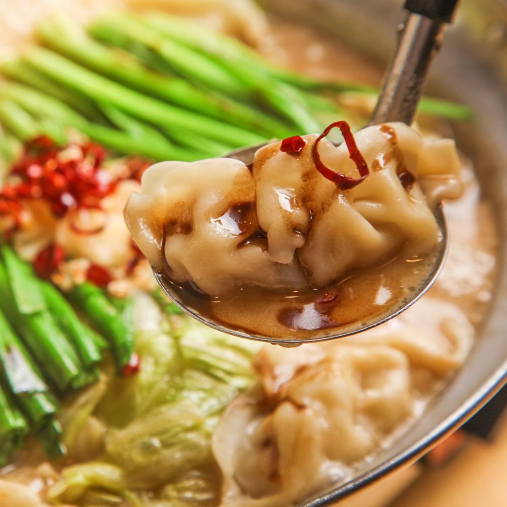 黒豚餃子博多鍋