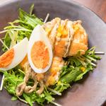 ゆずたまとキタアカリのポテトサラダ