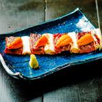 九州和牛炙り串(うに)