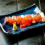 九州和牛炙り串(イクラ)
