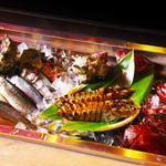 五島鮮魚の握り