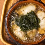 牡蠣の海苔ージョ