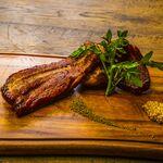 窯焼きWILDベーコン タスマニアマスタード&燻製ペッパー