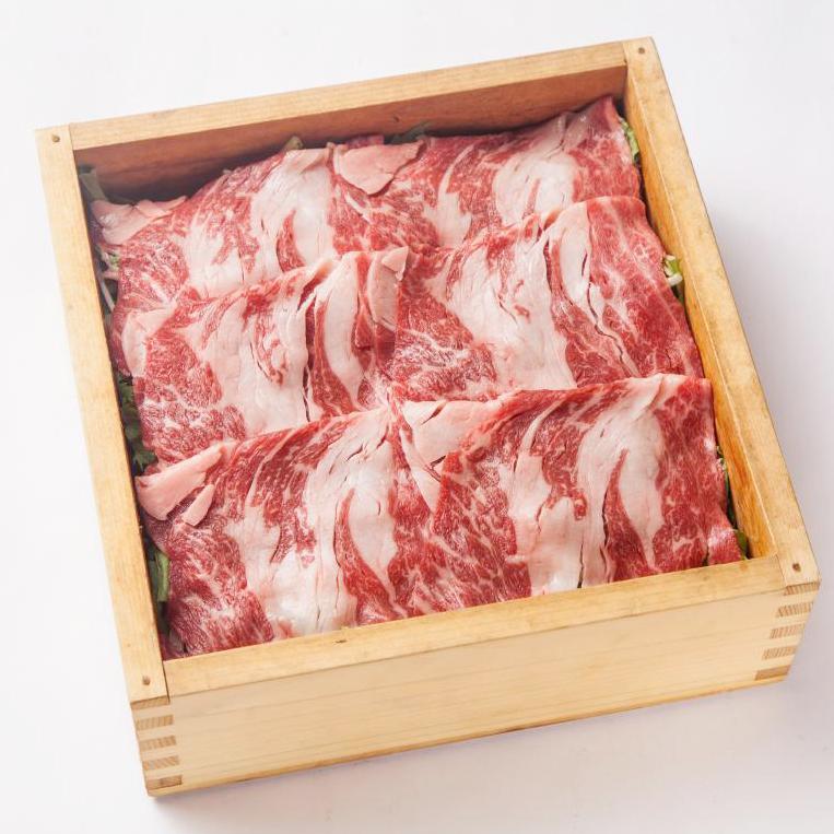 霜降り国産牛と京野菜の蒸篭蒸し