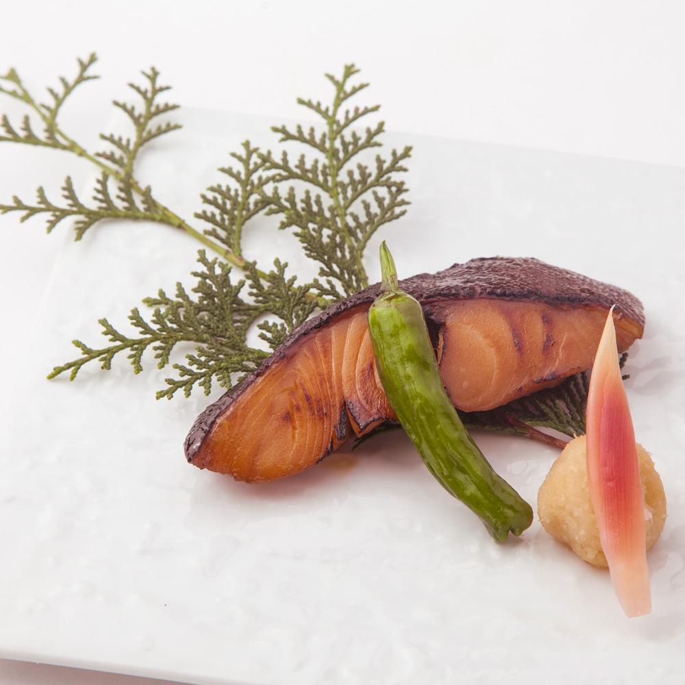 銀鱈 柚庵焼き