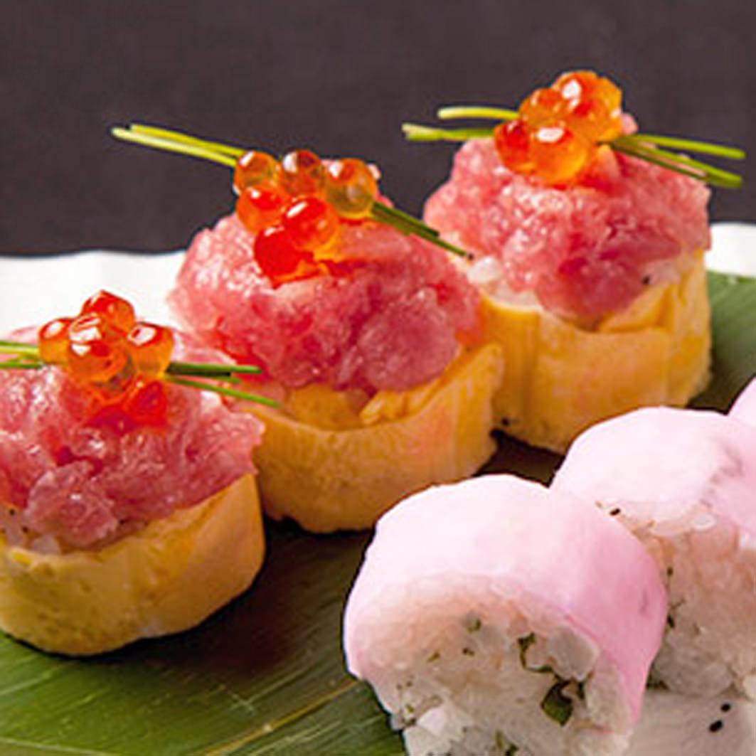 変わり寿司2種盛り