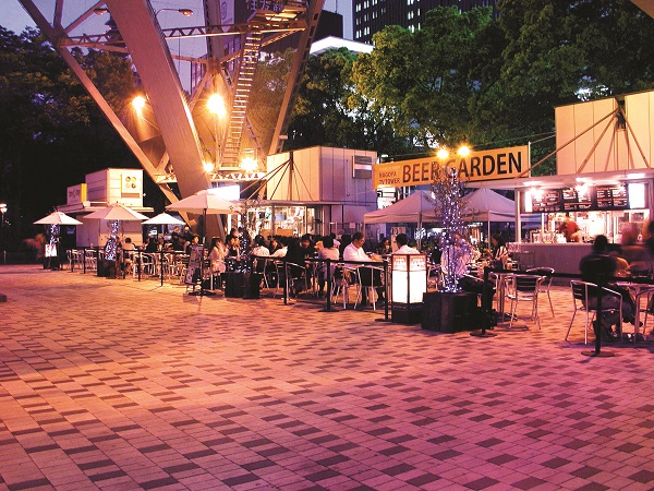 Nagoya TV Tower BEER GARDEN
