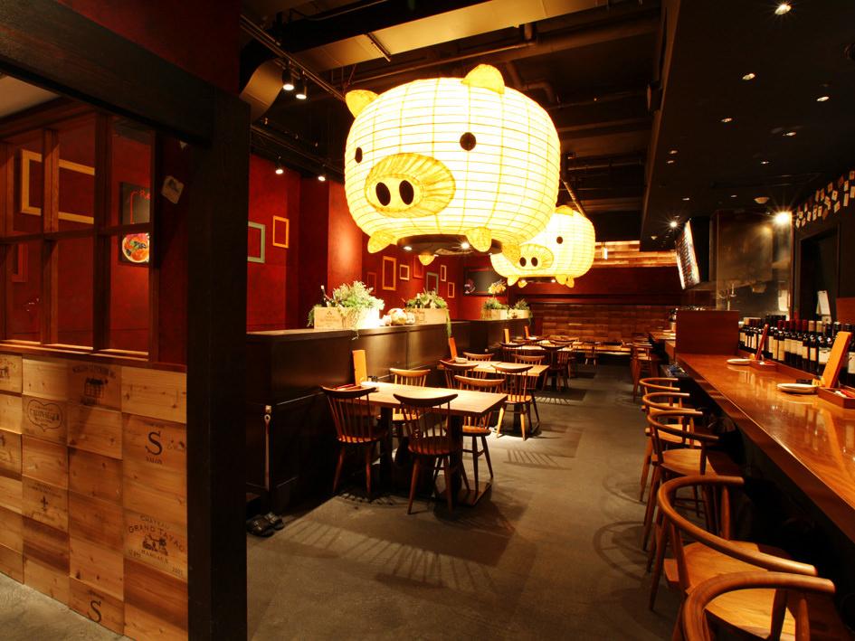 ベルサイユの豚