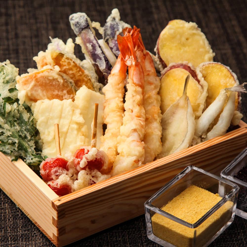 天ぷら食べ放題 Gachi