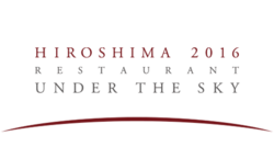 HIROSHIMA 2016 RESTAURANT UNDER THE SKY