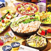 【金祝前2H】刺盛・馬・選べる鍋5000⇒4000コース
