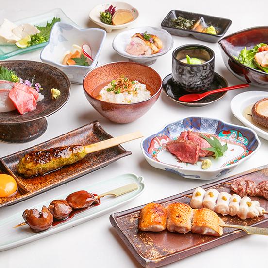 [お料理のみ] ≪お料理のみ≫接待、会食向け 霞コース15品