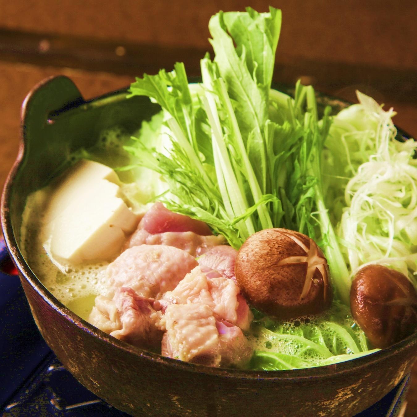 [お料理のみ] 牛タンせいろ蒸しや鶏すき鉄板、豪華八寸盛合せなど11品