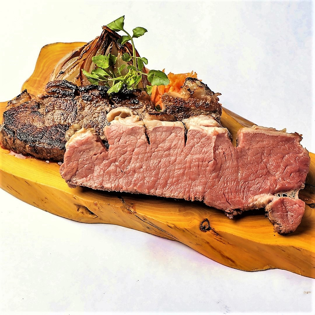 [2時間飲み放題] 【米門】岩中豚や牛サーロイン肉のグリル等9品