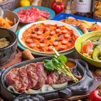 【丑年肉初め】和牛のグリル、自家製ボロネーゼなどコースで楽しむ