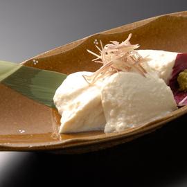 生湯葉、生麩など京都ならではのお料理
