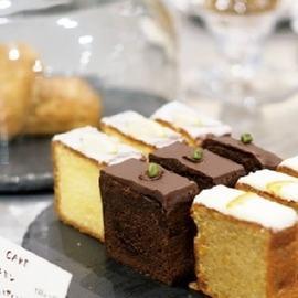 広島レモンやニンジンなどを使った優しく美味しいケーキ