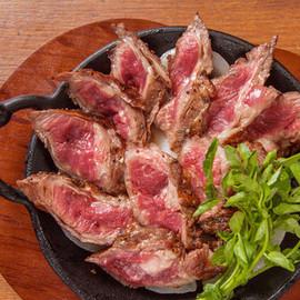 肉料理とワインのペアリングを
