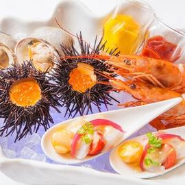 魚介の旨みを贅沢に楽しむ♪本場の地中海フレンチをカジュアルに