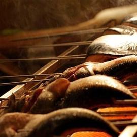 炉端焼きのお魚