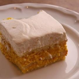かぼちゃのココナッツケーキ