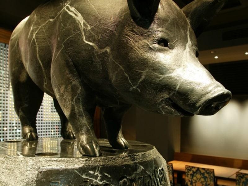ベルサイユの豚 錦糸町