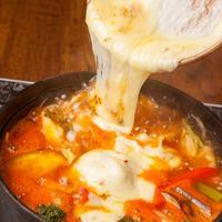 ラクレットチーズ鍋