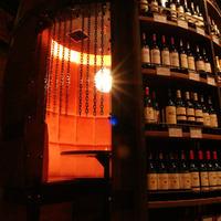 ワイン樽個室