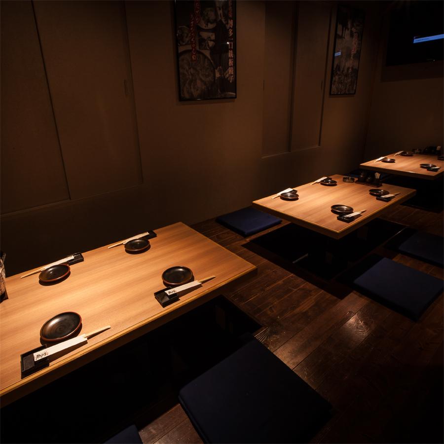 ≪テーブル席≫