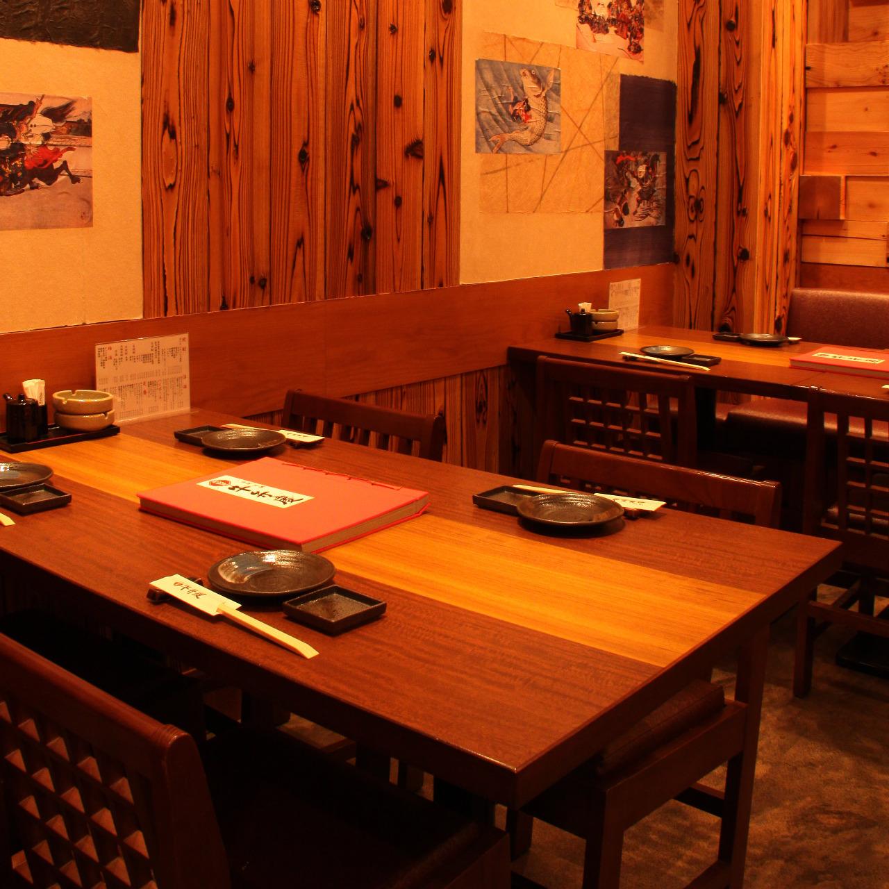 ◆3F◆テーブル席