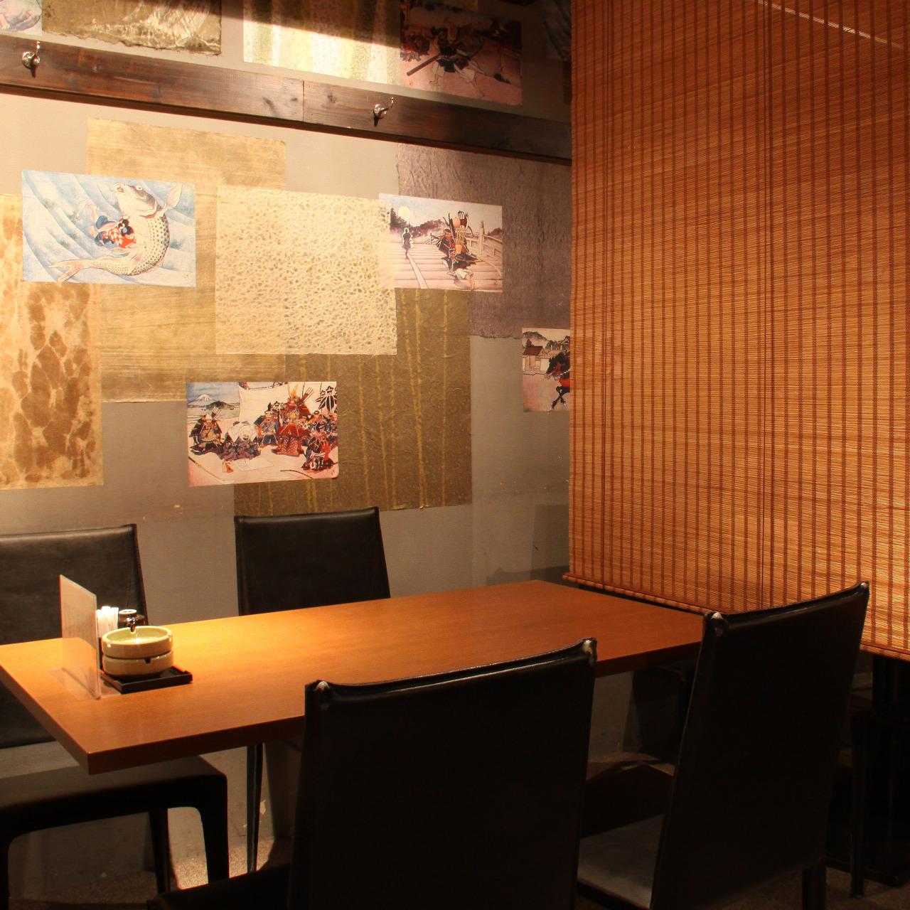 【2F】テーブル席