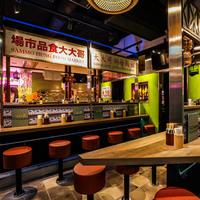 香港屋台 カンフーキッチン カレッタ汐留店