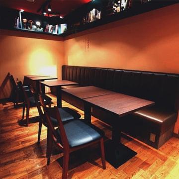 Cafe&Dining ballo ballo 虎ノ門店