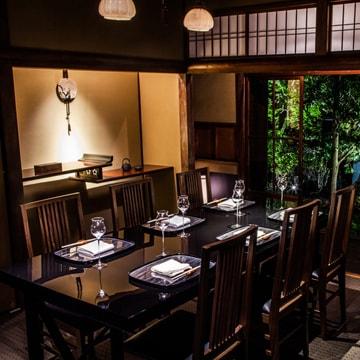 日本料理 京都幽玄