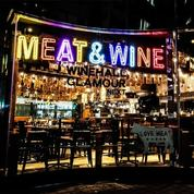 MEAT&WINE WINEHALL GLAMOUR NEXT 新橋