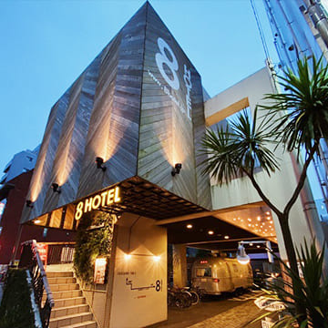 8HOTEL SHONAN FUJISAWA