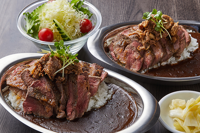 ステーキ五郎咖喱 猪名寺店