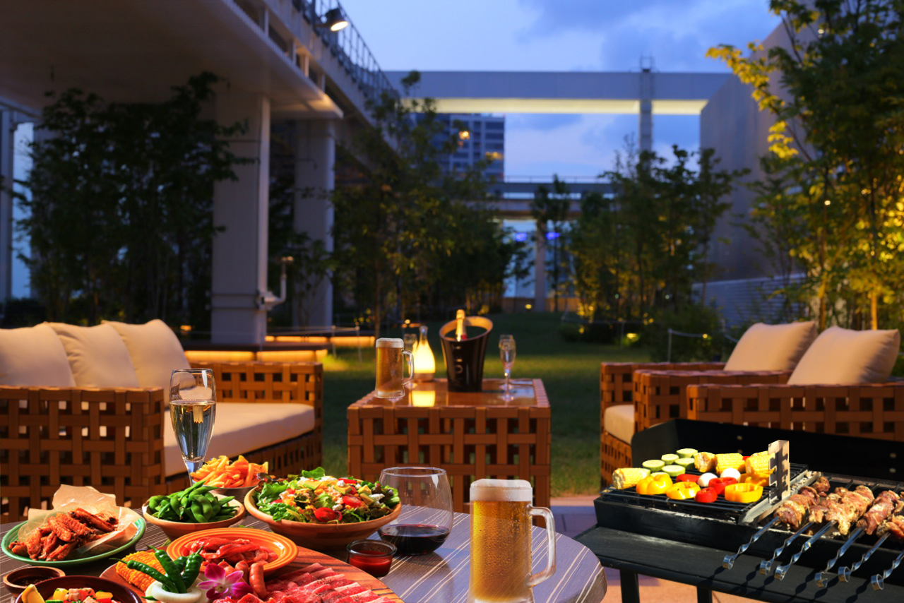 ARK HILLS SOUTH TOWER ROOFTOP LOUNGE -六本木BBQビアガーデン-